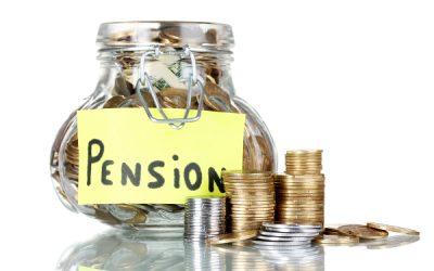 Las pensiones suben un 0,9% en el 2020