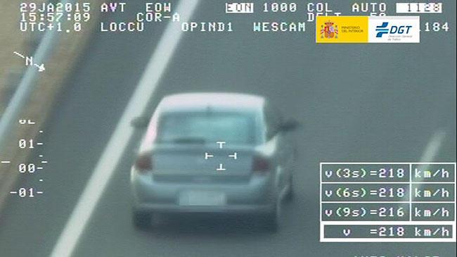 ¿Qué sucede cuando el exceso de velocidad se convierte en delito?