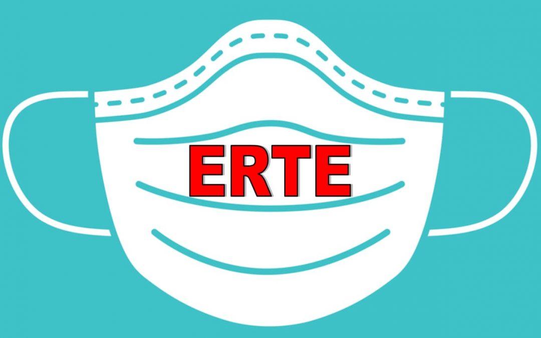 A partir del séptimo mes en ERTE, la prestación se reduce del 70% al 50%